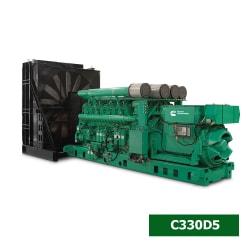 Máy Phát Điện Cummins 3 Pha 300kVA C330D5