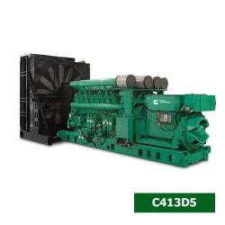Máy Phát Điện Cummins 3 Pha 375kVA C413D5