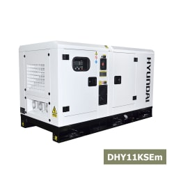 Máy Phát Điện Hyundai 1 Pha 10kva DHY11KSEm