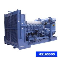 Máy Phát Điện Mitsubishi 3 Pha 1500kVA MS1650D5