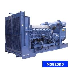 Máy Phát Điện Mitsubishi 3 Pha 750kVA MS825D5