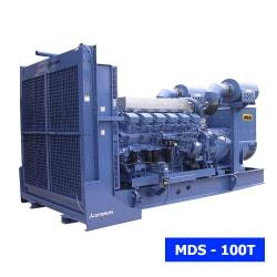 Máy Phát Điện Mitsubishi 3 Pha 90kVA MDS - 100T